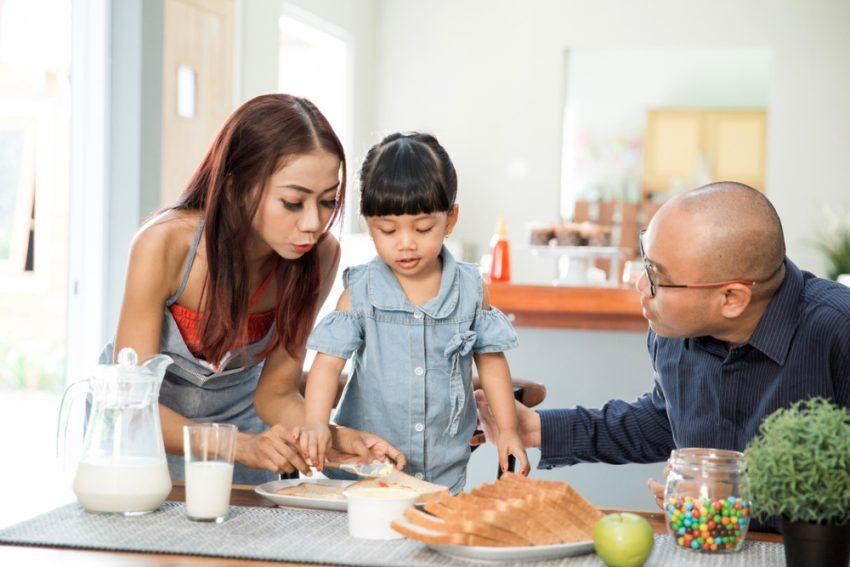 Sahabat Nestle, Ketahui Cara Sederhana Membiasakan Anak untuk Sarapan Pagi