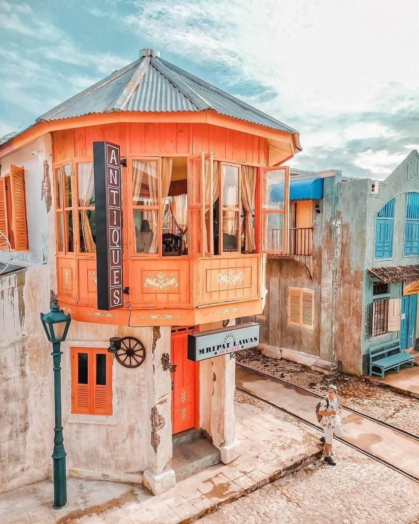 Desa Wisata Gamplong, Komplit Untuk Liburan Keluarga